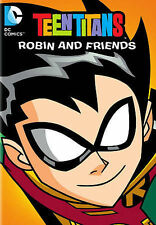 Teen Titans: Robin and Friends (Dvd, 2015)