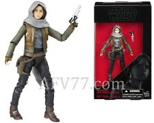 "Hasbro Star Wars BLACK Series Wave 7 Rogue One 6"" Sergeant JYN Erso"