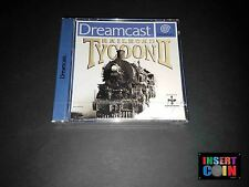 JUEGO SEGA DREAMCAST RAILROAD TYCOON II (PAL ALEMAN!) NEW SEALED