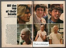 1970 Tv Article~JAN MICHAEL VINCENT~DAVID BUCHANAN~DANNY GOLDMAN~AIR WOLF~Marine