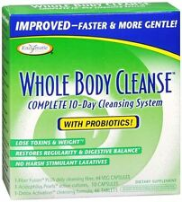 Whole Body Cleanse Internal Cleansing System 1 Each