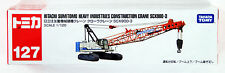 Tomy Tomica Long 127 Hitachi Sumitomo Construction Machine Crane SCX 900-3