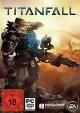 Titanfall für PC Deutsche DVD Version !kein Downloadcode! NEU & OVP
