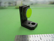 optical MIRROR FILTER REFLECTOR MOUNTED with photodiode detector ?? optics #117