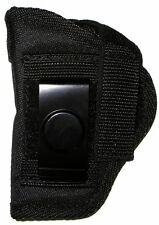 USA 38 Special Ruger LCR Belt Pistol Holster CCW .38 Inside Out pants Waist ISP