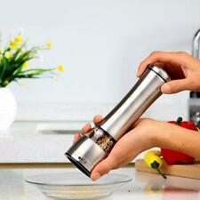 Stainless Steel Manual Salt Spice Pepper Corn Coffee Mill Grinder Cutter Tools