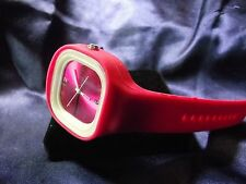 Woman's Hello Sombody Watch  Hot Pink **Nice** B17-Box 03
