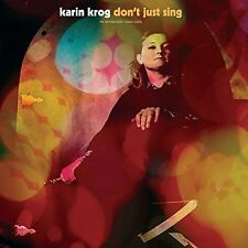 KARIN KROG - DON'T JUST SING | AN ANTHOLOGY: 196  CD NEU