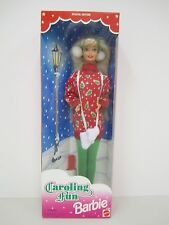CAROLING FUN BARBIE 1995 Mattel  #13966 - Special Edition - Mittens & Ear Muffs