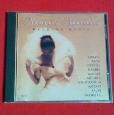 Musiques Nuptiales: Wedding Music (CD, Jan-1993, Teldec (USA)*Free Shipping*