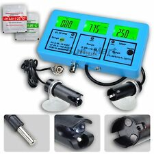 Tri-meter Water Quality Tester Digital Meter Aquarium EC CF TDS PH Temperature