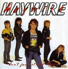 Don't Just Stand There - Haywire (2003, CD NEUF)