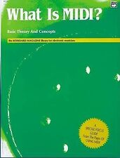What Is Midi? Basic Theory and Concepts Tutor Reference Book S11