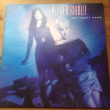 PEPSI & SHIRLEY - All Right Now - 1987 Vinyl LP - Polydor POLH38
