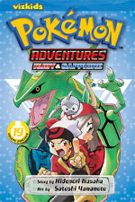 Pokemon Adventures Vol. 19 Manga NEW