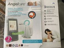 Angelcare Baby Digital Video Movement & Sound Baby Monitor AC1100