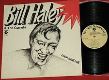 Bill Haley & The Comets - LP (VG+) Rock and Roll / Muza Poland STEREO
