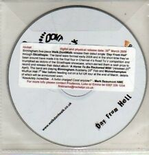 (CM821) Walk Dont Walk, Day From Hell - 2009 DJ CD