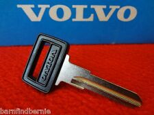 NEW Volvo OEM Steel Master Key 240 260 Sedan & Wagon GLT GT 1977-1985 USA SELLER