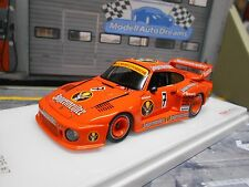 PORSCHE 935 Turbo 1977 DRM 1000km Nürburgring Jägermeister #7 MM Resin TSM 1:43