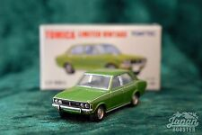 [TOMICA LIMITED VINTAGE LV-59b 1/64] MITSUBISHI GALANT 16L GS (Green)