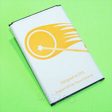 5370mAh Extended Slim Battery For Net10 Samsung Galaxy Note 3 N900T Accessory