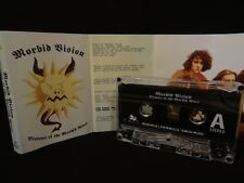 MORBID VISION Visions of the Morbid Rites / 1992 / MC CASSETTE