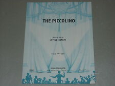 "The Piccolino from ""Top Hat""   Sheet Music"