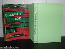 FRED HOYLE Ossian's Ride 1959 Science Fiction IRELAND Espionage SPY Irish SPIES