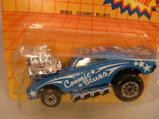 1972 MATCHBOX #26 COSMIC BLUES HEMI DODGE CHARGER FUNNYCAR MOC