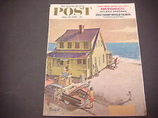 The Saturday Evening Post,June 1960,Heydrich,Hitler's hangman,Arnold Palmer