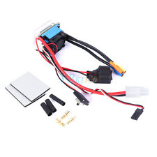 Hobbypower Racing 60A SL Brushless Speed Controller ESC For RC 1/10 1/12 Car HOT
