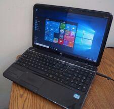 "HP Pavilion G6-2230US 4GB RAM 640GB HDD DUAL CORE i3-2370M 2.40GHz 15.6"" Win10"