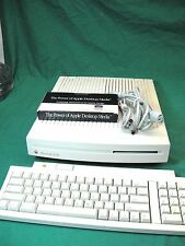Vintage Apple Macintosh LC III M1254 Desktop Computer + Keyboard Guaranteed
