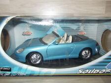 Solido 1/18 - Porsche 911 cabriolet (996)