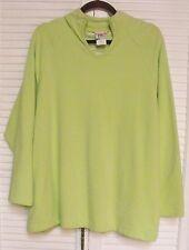 """Women's Sweatshirt, by """"Just My Size,"""" Size: 16, Light Mint Green"""