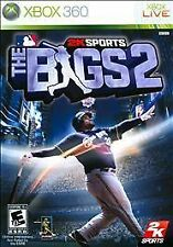 The Bigs 2  --  Microsoft Xbox 360 Game w/ Case  ***Guaranteed*** Z