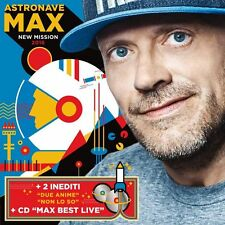 MAX PEZZALI - ASTRONAVE MAX NEW MISSION 2016 - 2CD NEW SEALED 2016