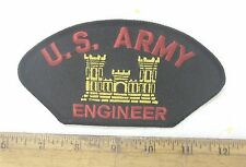 U. S. Army Engineer Embroidered Patch