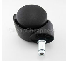 Chair Caster Wheel for Office Chair Replacement Black EP