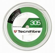 TECNIFIBRE 305 SQUASH STRING - 1.20MM - 200M REEL - GREEN - RRP £180
