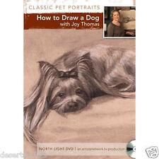 How to Draw a Dog  with Joy Thomas [ DVD]
