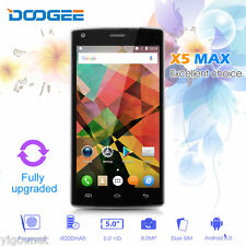 5.0''IPS Doogee X5 MAX 3G Android 6.0 Quad Core 8GB 8MP Smartphone Móvil Celular