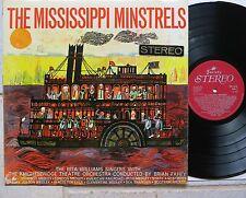 Mississippi Minstrels LP Rita Williams Singers / Knightsbridge Theatre Orchestra