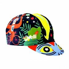 "NEW Cinelli ""Jungle Zen"" Cotton Cycling Cap - ONE SIZE"