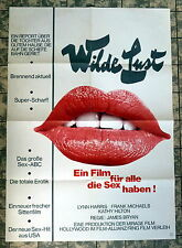 WILDE LUST / I LOVE YOU, I LOVE YOU NOT * A1-Filmposter - German 1-Sheet 1974