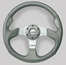 MOMO SILVERJET STEERING WHEEL