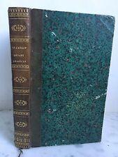 Le christ devant le siècle , Roselly de Lorgues Paris L.F.Hivert 1835