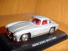 MERCEDES BENZ 300SL 300 SL SILVER 1:43 MINT!!!