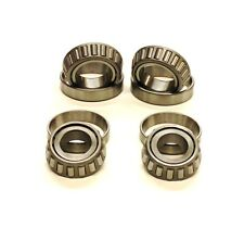 A SET OF FRONT WHEEL BEARINGS (BOTH SIDES)  JENSEN 541 + 541 R & S 1958 - 1963
